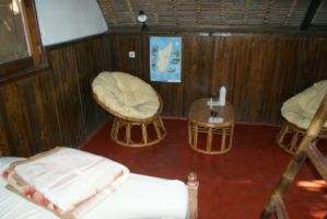 Interior of our Bungalows